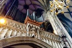 Drymby organ fotografia royalty free