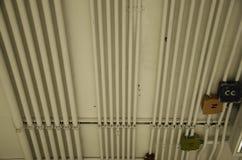 Drymby w budynku. Zdjęcia Stock
