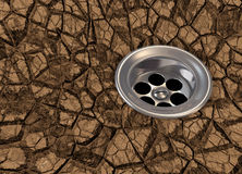 Dryness Stock Photography