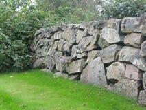 Drystone fence Stock Photography