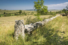 Drystone wall Stock Images
