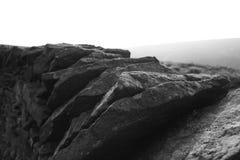 Drystone Wall, Peak District Royalty Free Stock Photo
