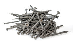 Drywall screws Royalty Free Stock Image