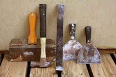 Drywall Tools Stock Photos