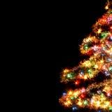 drzewa świąt Obraz Stock