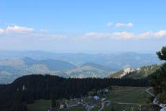 DRZEWA I krajobraz Zdjęcie Royalty Free