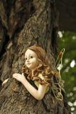 Drzewna czarodziejka Zdjęcia Stock