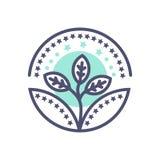 Drzewnej biznesowej nagrody ikony biznesu znaka wektorowy symbol royalty ilustracja