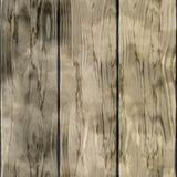 Drzewnej drewnianej kolor deski tekstury bezszwowa podłoga lub stół Obraz Royalty Free