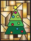 Drzewni boże narodzenia Obraz Royalty Free