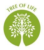 Drzewo życie royalty ilustracja
