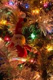 drzewo dekoracji świątecznej Fotografia Royalty Free
