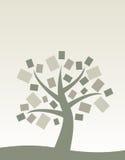 Drzewo książka Zdjęcia Stock