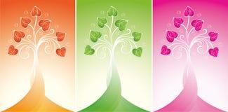 drzewo miłości Fotografia Stock