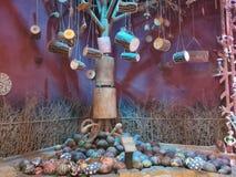 Drzewo muzyka obraz royalty free