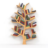 Drzewo wiedza. royalty ilustracja