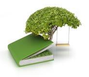 Drzewo wiedza Obraz Royalty Free