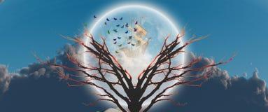 Drzewo ?ycie ilustracja wektor
