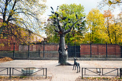 Drzewo życzenia Obrazy Stock