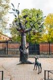 Drzewo życzenia Fotografia Royalty Free