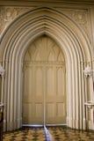 drzwi światło Fotografia Royalty Free