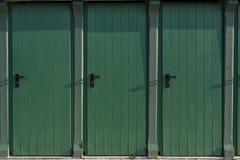 drzwi 3 Zdjęcia Stock