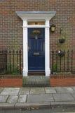drzwi 3 georgian Zdjęcie Royalty Free