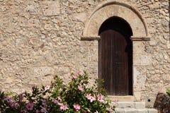 Drzwi. Obraz Royalty Free
