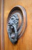 drzwi 4 pokrętło obrazy stock