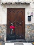 Drzwi 6 Obrazy Royalty Free