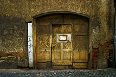 Drzwi -5 Zdjęcia Royalty Free
