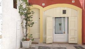 Drzwi 003 Obraz Stock