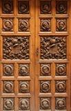 Drzwi Zdjęcie Royalty Free