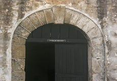 Drzwi Żadny powrót Fotografia Royalty Free