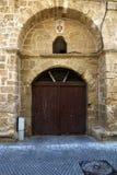 Drzwi - apertura w ścianie zdjęcie stock