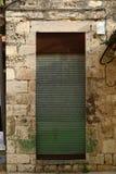 Drzwi - apertura w ?cianie zdjęcia royalty free