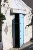 Drzwi - apertura w ?cianie zdjęcie stock