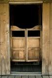 drzwi bar Obraz Royalty Free