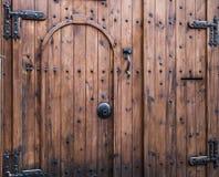 Drzwi, brama Zdjęcia Royalty Free