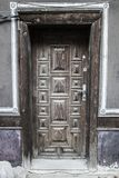 Drzwi, brama Obrazy Stock