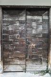 Drzwi, brama Obraz Royalty Free