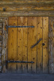 Drzwi buda Fotografia Royalty Free