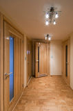 drzwi drewniani Fotografia Stock