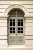 Drzwi Europa styl Obrazy Stock