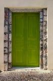 drzwi fira obraz stock