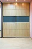 drzwi garderoby Zdjęcia Stock