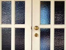 drzwi kędziorek Zdjęcie Stock