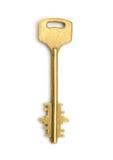 drzwi klucz Zdjęcia Stock