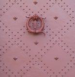 drzwi knocker Zdjęcia Royalty Free