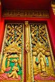 Drzwi kościół Obraz Royalty Free
